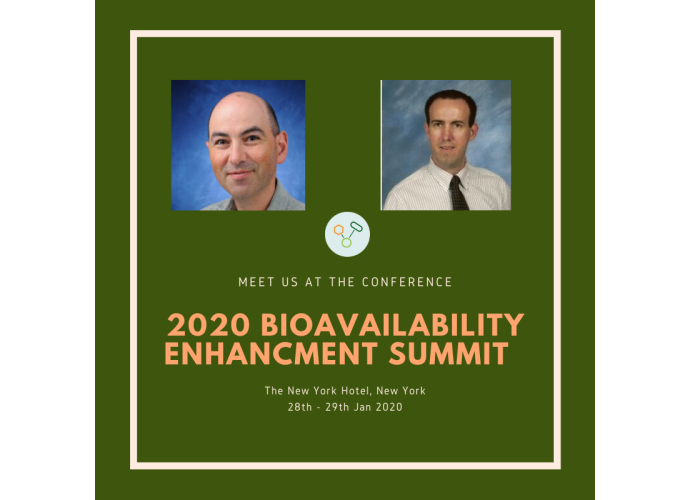 2020 Global Drug Bioavailability Summit