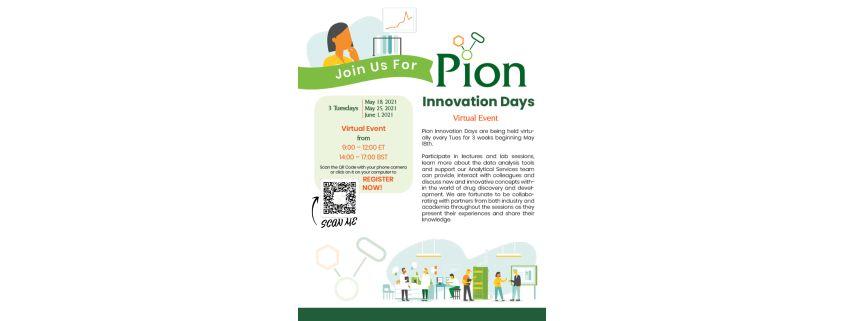 Pion Innovation Days